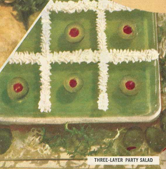 Three Layer Party Salad